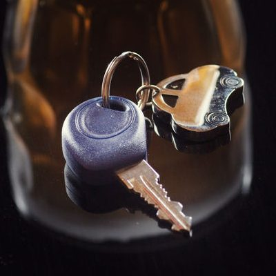 A Picture of Car Keys
